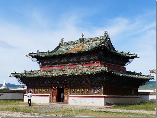 Kharkorin -  monastère Erdene Zuu  (81)