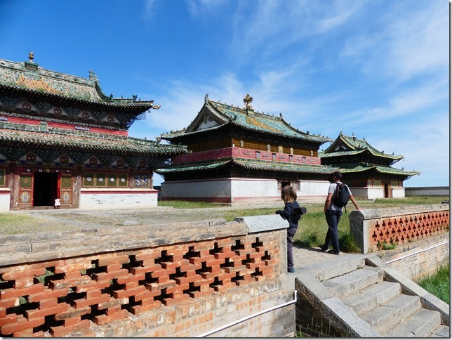 Kharkorin -  monastère Erdene Zuu  (84)