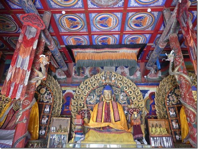 Kharkorin -  monastère Erdene Zuu  (89)