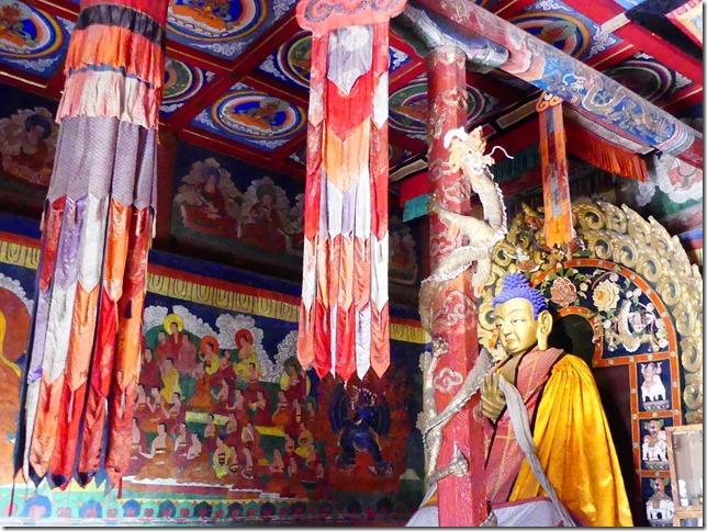 Kharkorin -  monastère Erdene Zuu  (99)