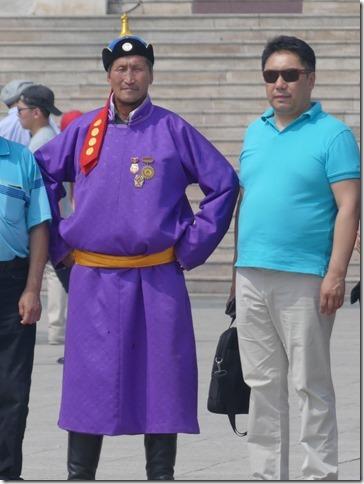 Oulan Bator - place Gengis Khan (10)