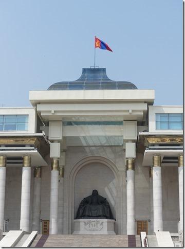 Oulan Bator - place Gengis Khan (11)