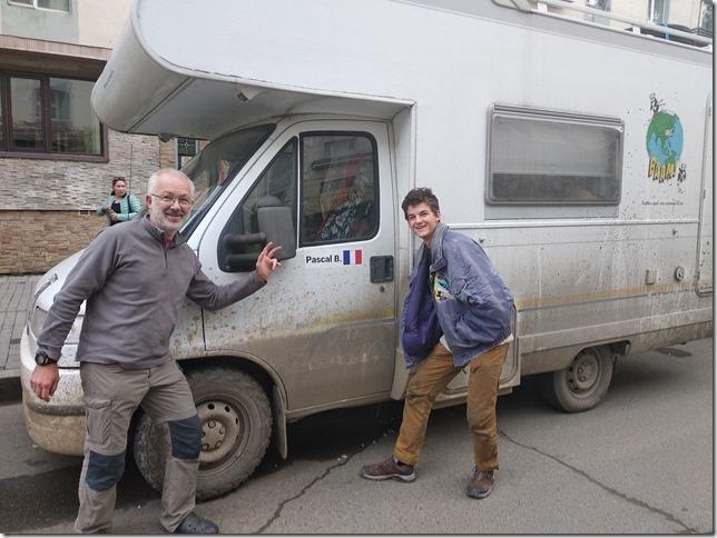 Oulan Bator - rue des Français (1)