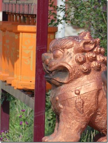 Parking temple pour départ Gobi (4)