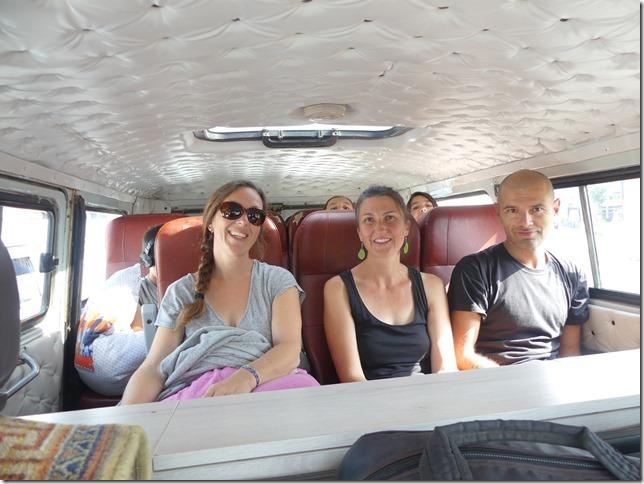 Sur la route du Gobi (1)