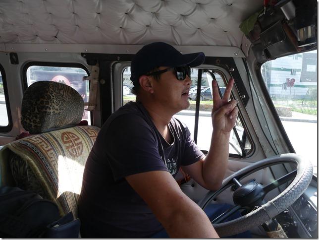 Sur la route du Gobi (2)