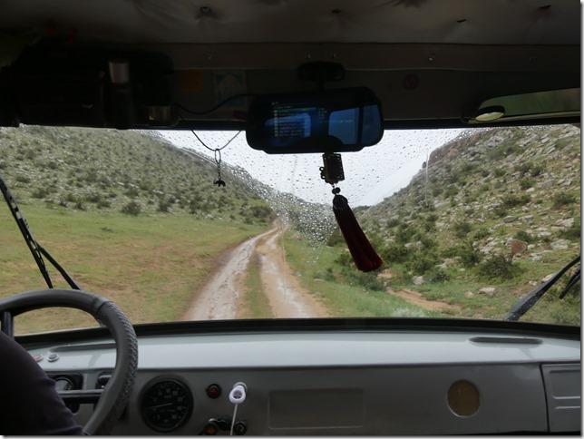 Sur la route du Gobi - Baga Gazriin Chuluu (2)
