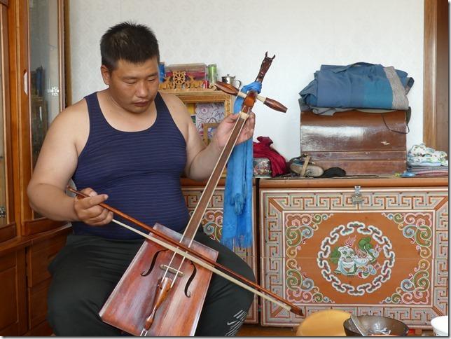 Sur la route du Gobi - chez les éleveurs nomades (150)
