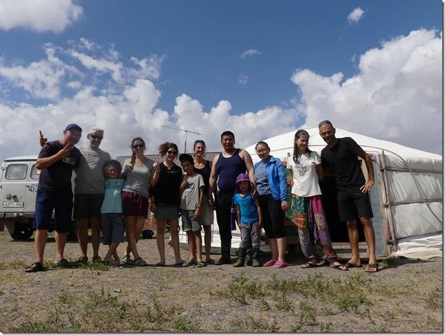 Sur la route du Gobi - chez les éleveurs nomades (175)