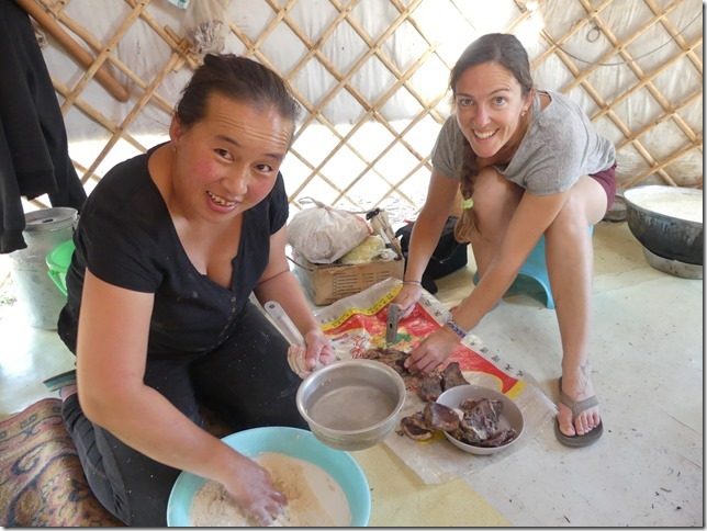 Sur la route du Gobi - chez les éleveurs nomades (265)