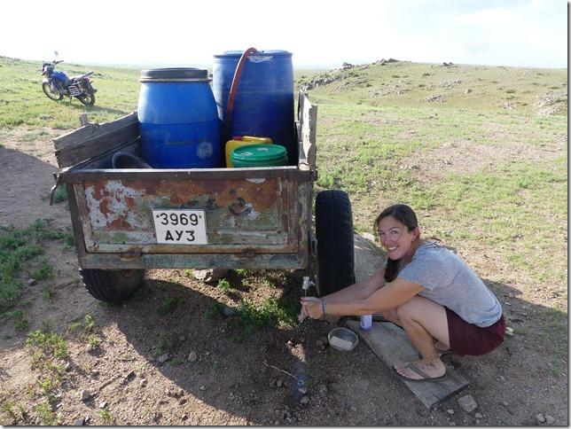 Sur la route du Gobi - chez les éleveurs nomades (296)