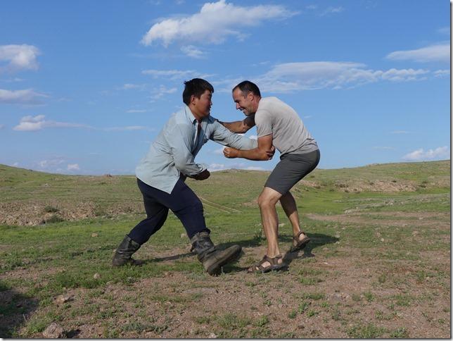 Sur la route du Gobi - chez les éleveurs nomades (299)