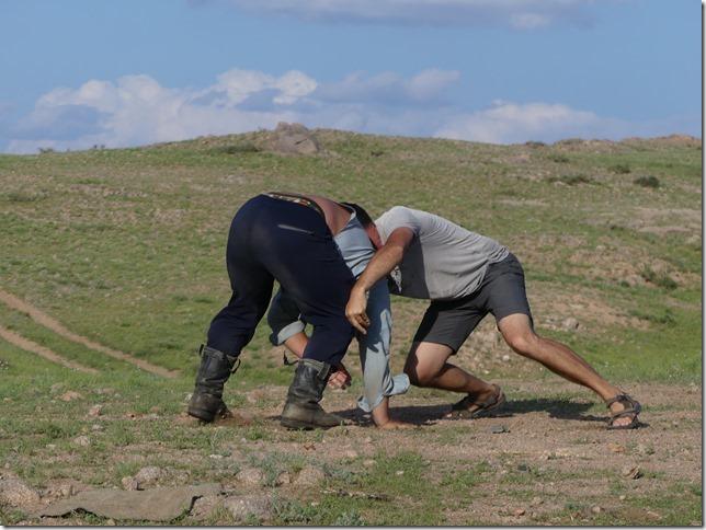 Sur la route du Gobi - chez les éleveurs nomades (305)