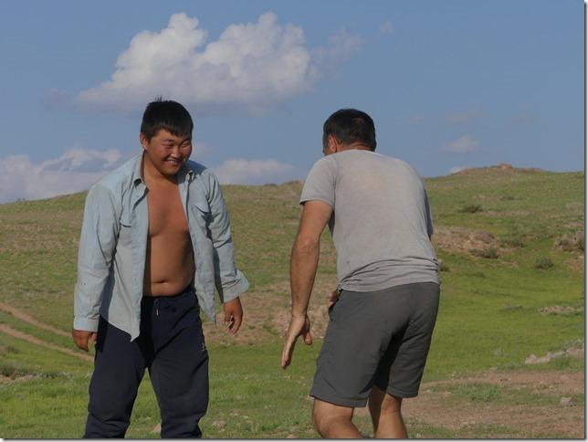 Sur la route du Gobi - chez les éleveurs nomades (313)