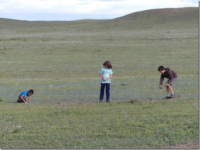 Sur la route du Gobi - chez les éleveurs nomades (32)