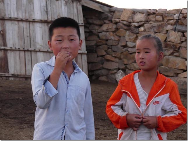 Sur la route du Gobi - chez les éleveurs nomades (405)