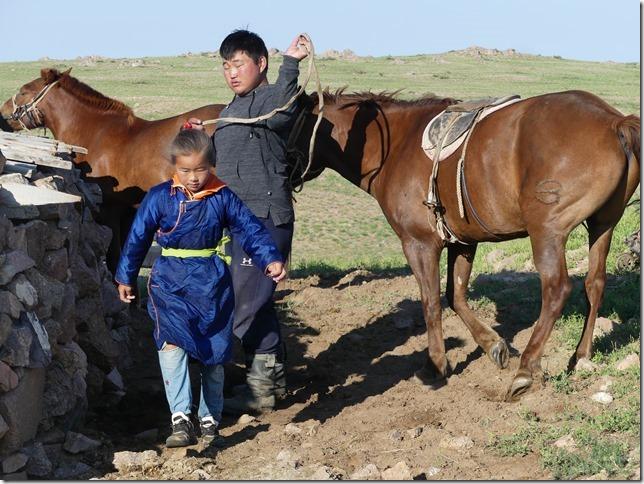 Sur la route du Gobi - chez les éleveurs nomades (440)