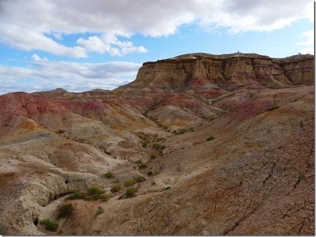 Sur la route du Gobi - falaises de Tsagaan suvarga  (44)
