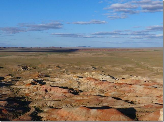 Sur la route du Gobi - falaises de Tsagaan suvarga  (55)