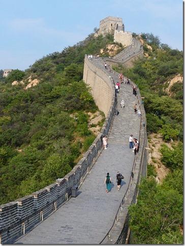 Badaling - La grande muraille (13)