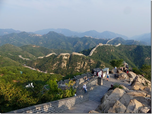 Badaling - La grande muraille (21)