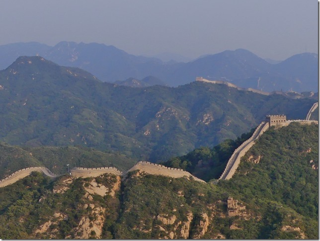 Badaling - La grande muraille (22)