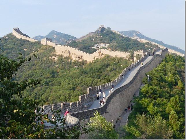 Badaling - La grande muraille (23)