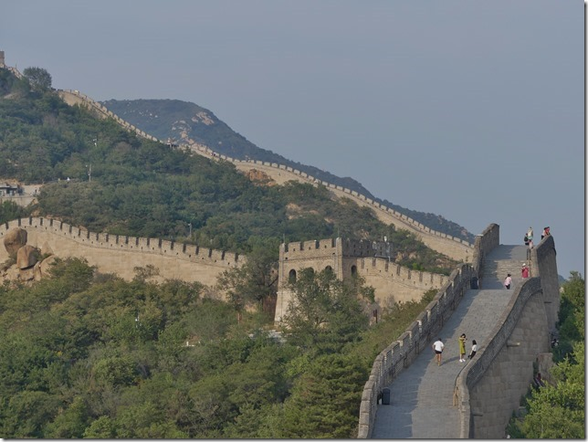Badaling - La grande muraille (29)