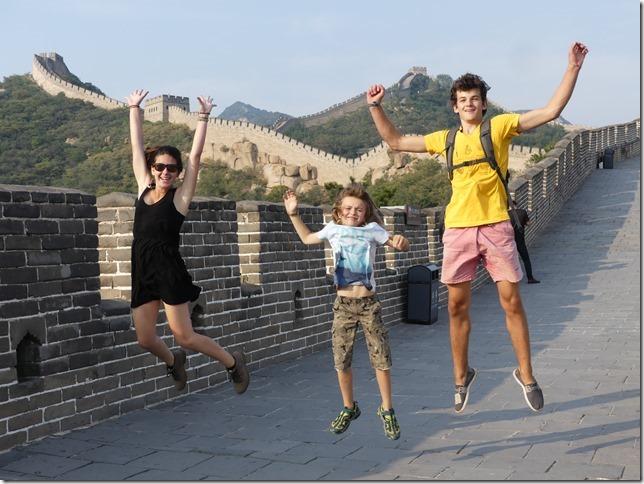 Badaling - La grande muraille (32)