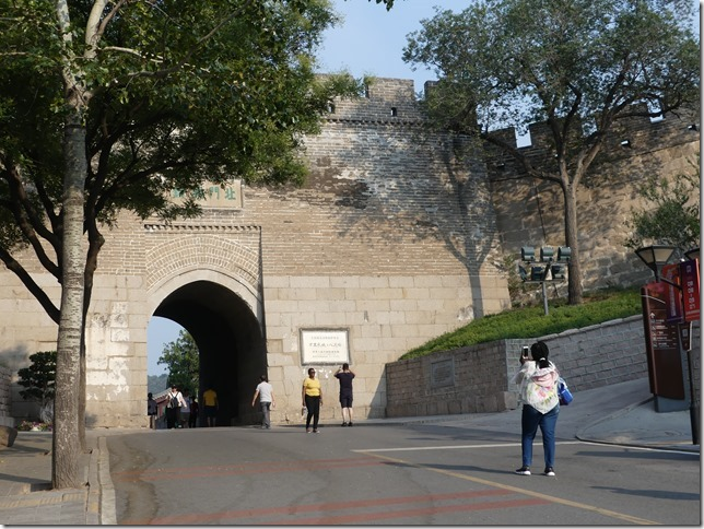 Badaling - La grande muraille (3)