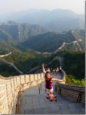 Badaling - La grande muraille (40)