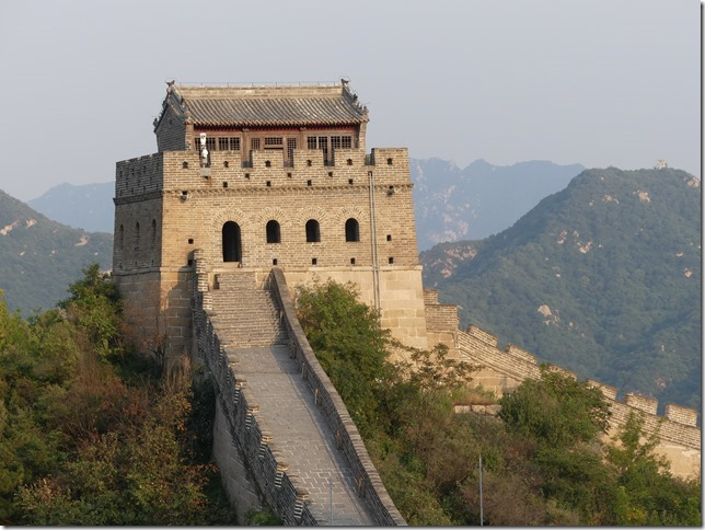 Badaling - La grande muraille (49)