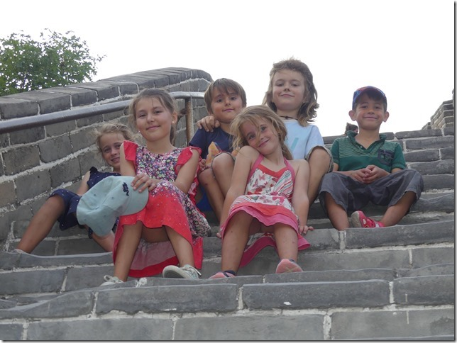 Badaling - La grande muraille (50)