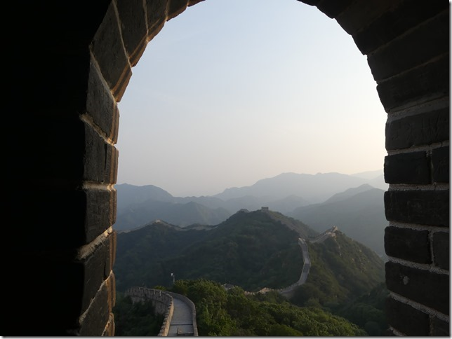 Badaling - La grande muraille (51)