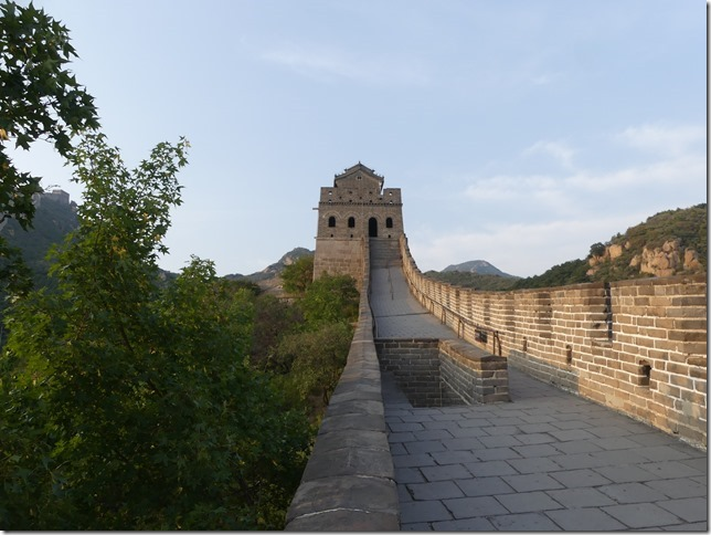 Badaling - La grande muraille (57)