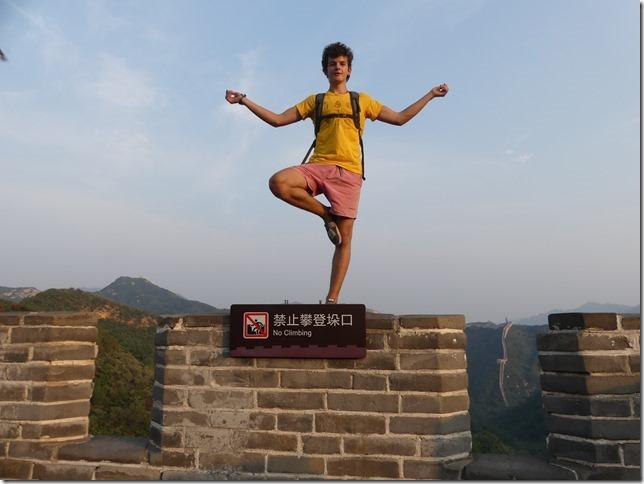 Badaling - La grande muraille (58)