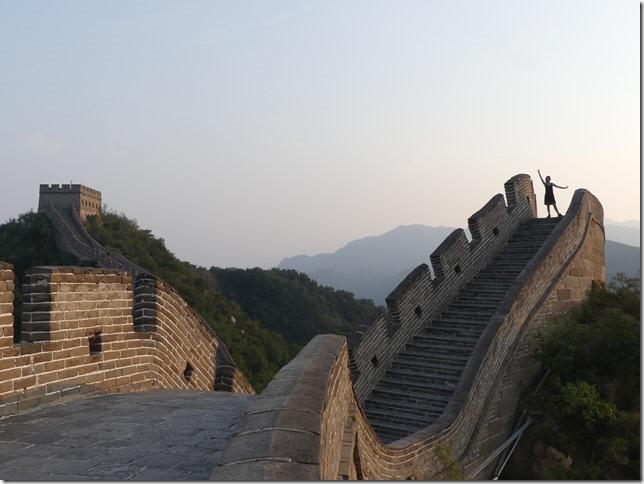 Badaling - La grande muraille (62)
