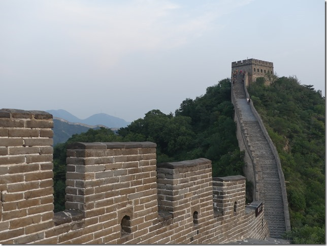 Badaling - La grande muraille (66)