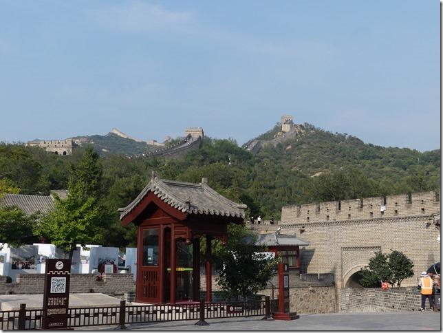 Badaling - La grande muraille (6)