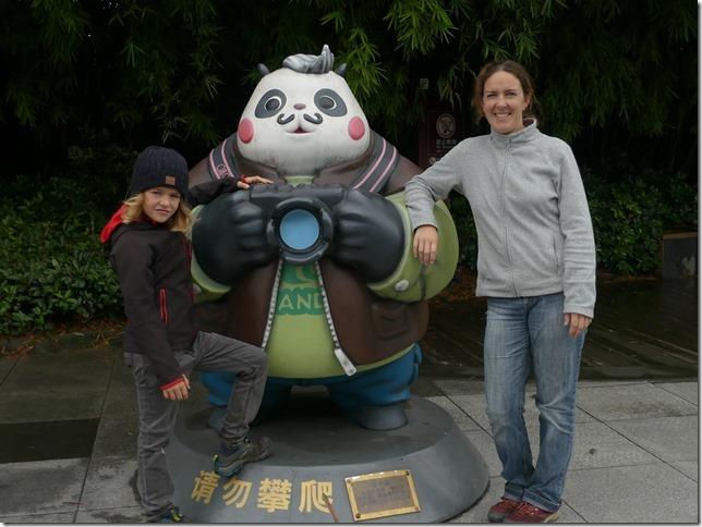 Chengdu - réserve de pandas (121)