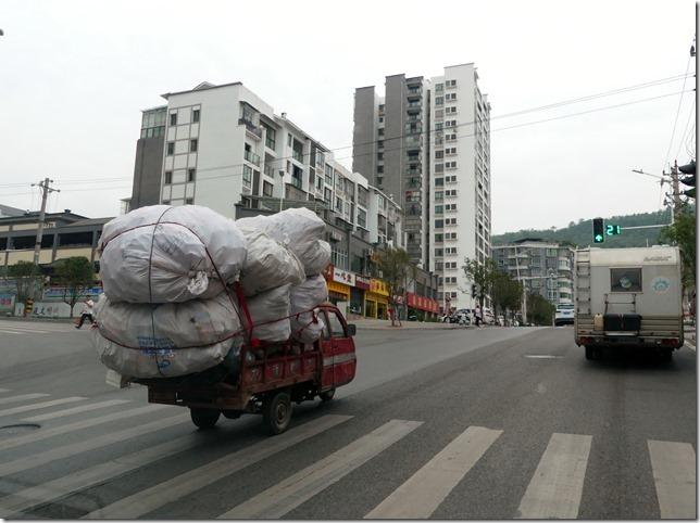 Chine - sur la route (1)
