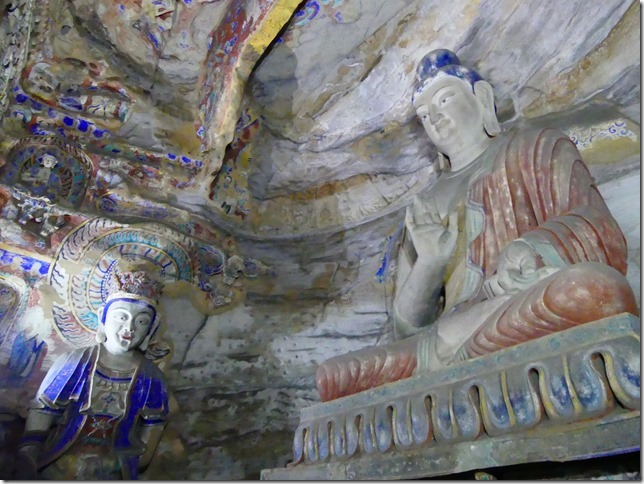 Datong - grottes de Yungang (101)