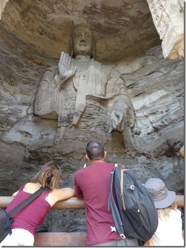 Datong - grottes de Yungang (111)
