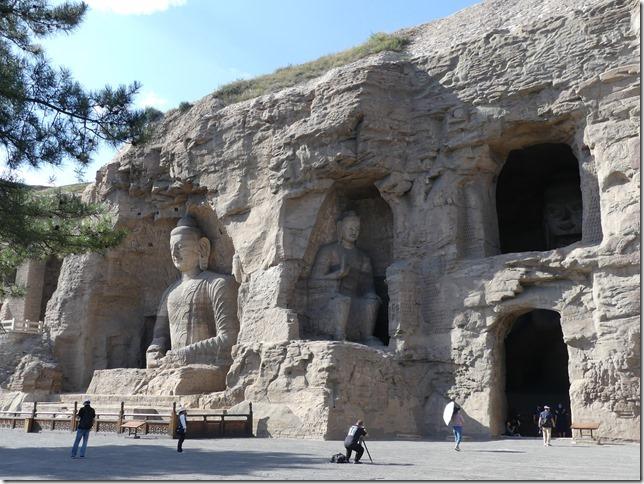 Datong - grottes de Yungang (118)