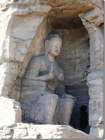 Datong - grottes de Yungang (124)