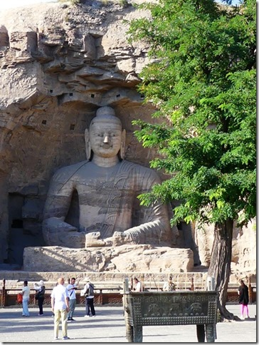 Datong - grottes de Yungang (143)