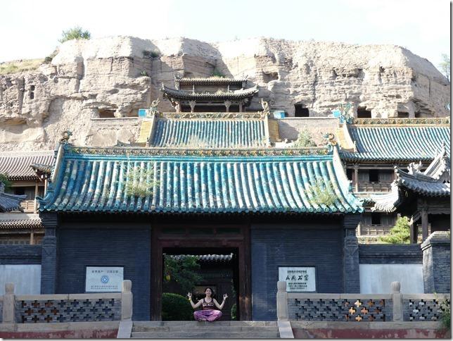 Datong - grottes de Yungang (148)