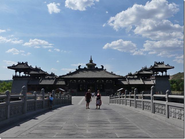 Datong - grottes de Yungang (18)