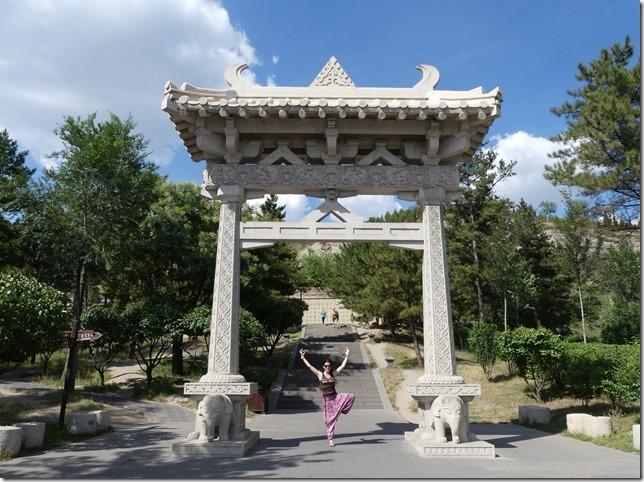 Datong - grottes de Yungang (43)