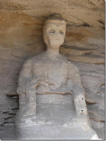 Datong - grottes de Yungang (69)